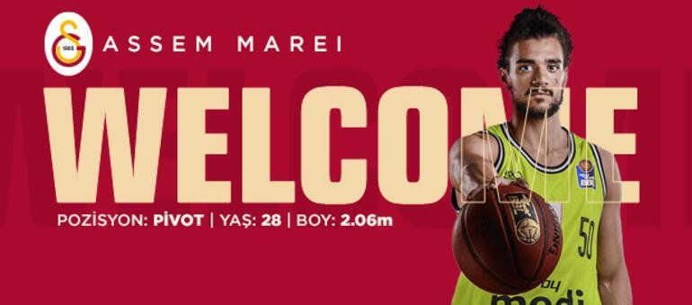 Galatasaray Erkek Basketbol Takımı 3 transfer birden açıkladı