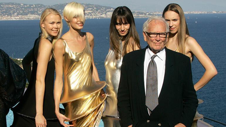 Son dakika: Efsane modacı Pierre Cardin hayatını kaybetti