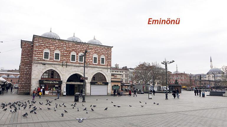 İstanbul'da karantinanın sesi