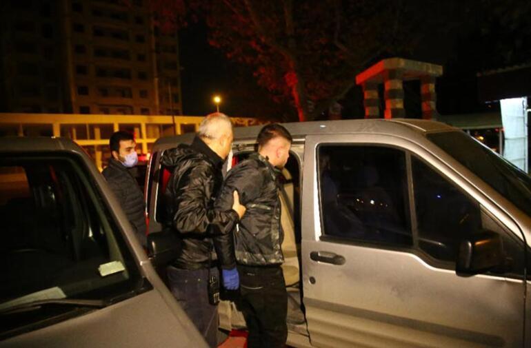 Adanada hareketli gece Suçüstü yakalandılar