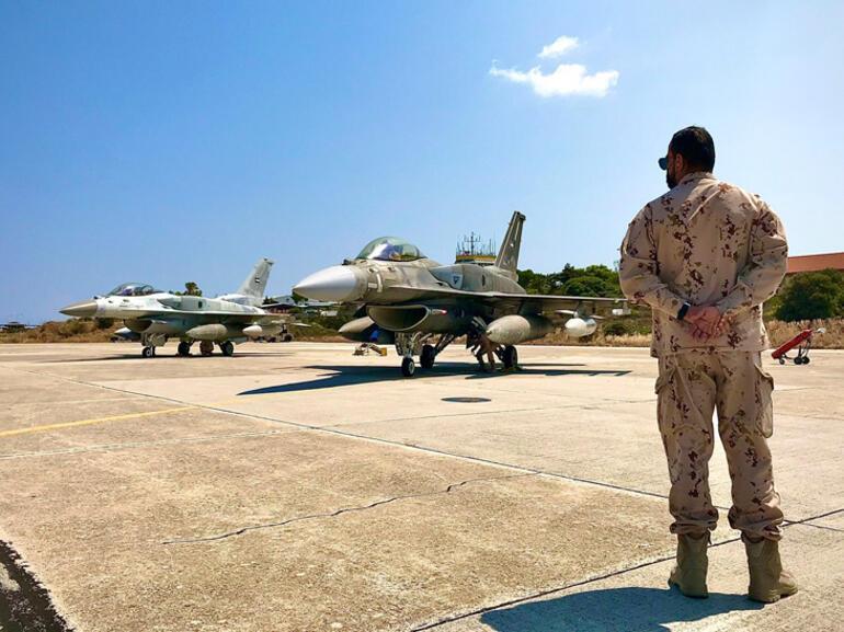 Son dakika haberi: Suudi Arabistan yeni bir cephe açarak savaş uçakları gönderiyor