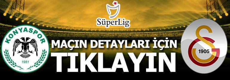 Konyaspor - Galatasaray: 4-3