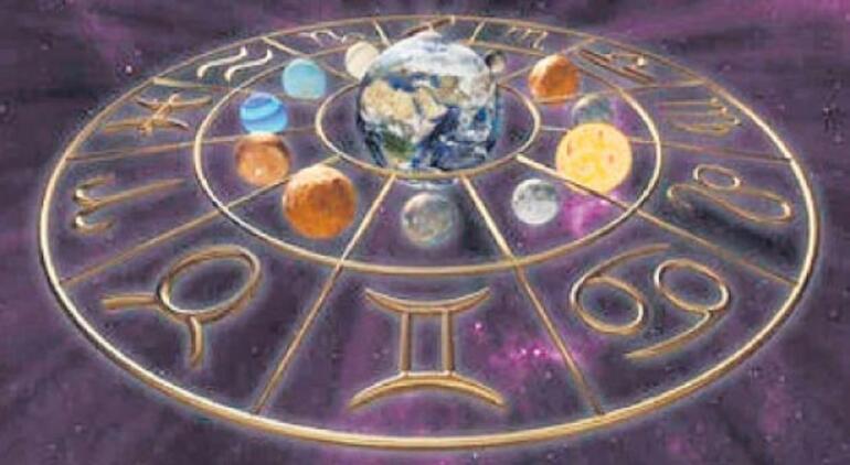Evrenin dili astroloji