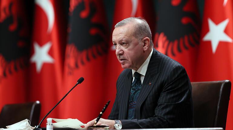 Son dakika: Cumhurbaşkanı Erdoğandan net mesaj: İlişkileri zehirlemesine izin vermeyeceğiz