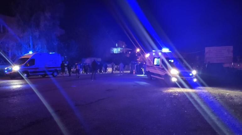Kamyonet bahçe duvarına çarptı: 1 kişi hayatını kaybetti