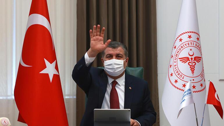 Son dakika: DSÖ Avrupa Direktörü Kluge'den Türkiye'ye tebrik