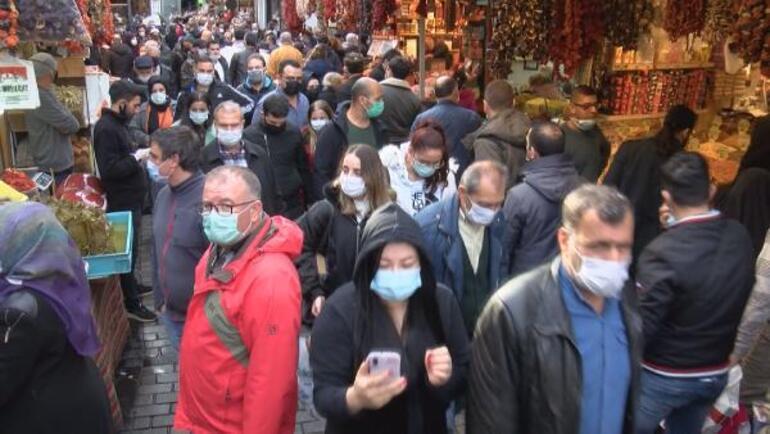 Son dakika... İnanılmaz kalabalık: İçeride nefes alamıyoruz