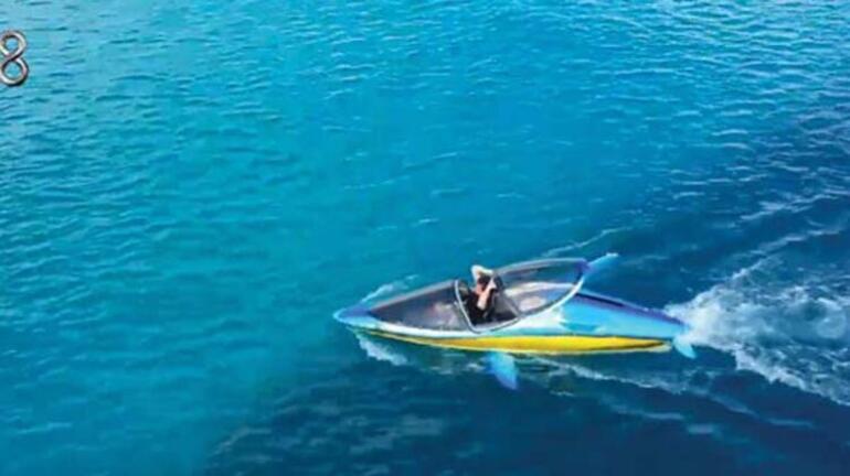 Acun Ilıcalının, Survivorda kullandığı deniz aracı ve motorun adı, modeli neydi Fiyatı ne kadar