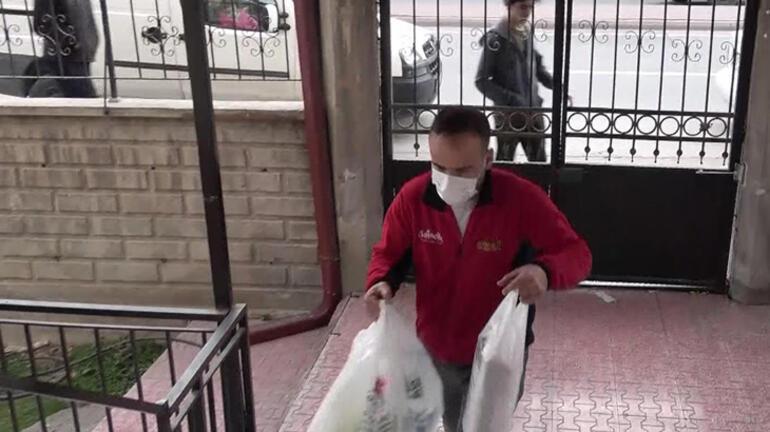 Sokak kısıtlaması, internetten market alışverişini artırdı