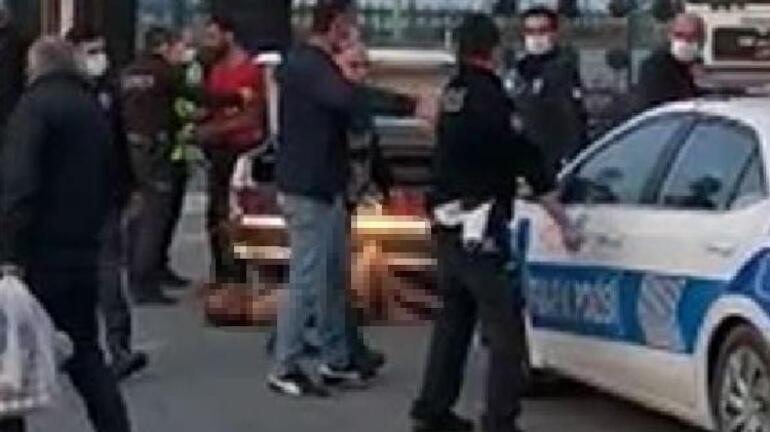 Kaçırıp dövdükleri kişiyi, otomobile bağlayıp sürüklemek istemişler