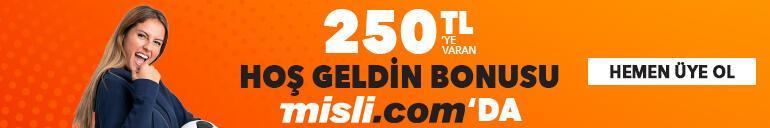 Son dakika - Beşiktaşta Welinton, Galatasaray derbisinde cezalı duruma düştü