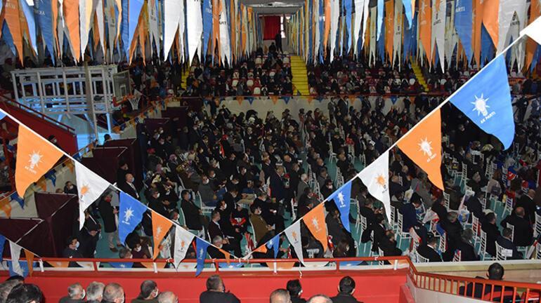 AK Partili Demiröz: Biz sırtımızı millete, vatan toprağına dayadık