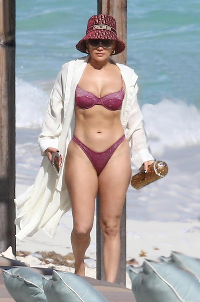Jennifer Lopezin formda görüntüsünün sırrı
