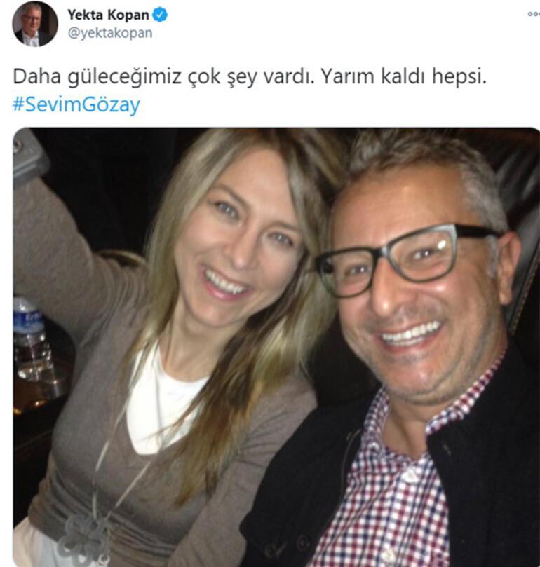 Son Dakika: Gazeteci ve sunucu Sevim Gözay hayatını kaybetti