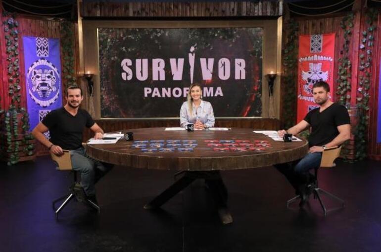 Mert Öcal ve Evrim Keklik, Survivor Panoramada sunucu oldu