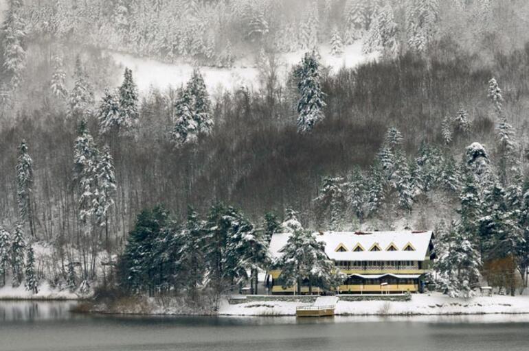 Kış güzelleri