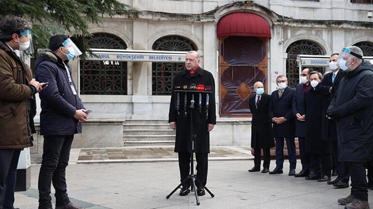 Son dakika... Aşının yan etkisi oldu mu Cumhurbaşkanı Erdoğan açıkladı