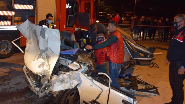 Son dakika: Antalyada feci kaza Ölü ve yaralılar var...