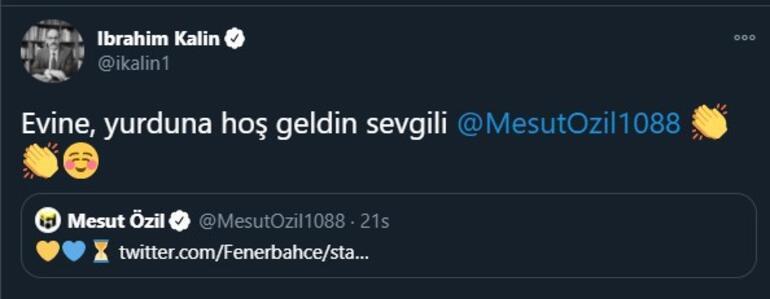 Son dakika - Fenerbahçenin yeni transferi Mesut Özil İstanbulda Gururla taşıyacağım Fenerbahçe formasını