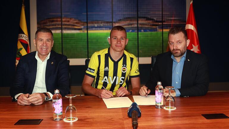Son dakika - Fenerbahçe, Attila Szalai transferini resmen açıkladı
