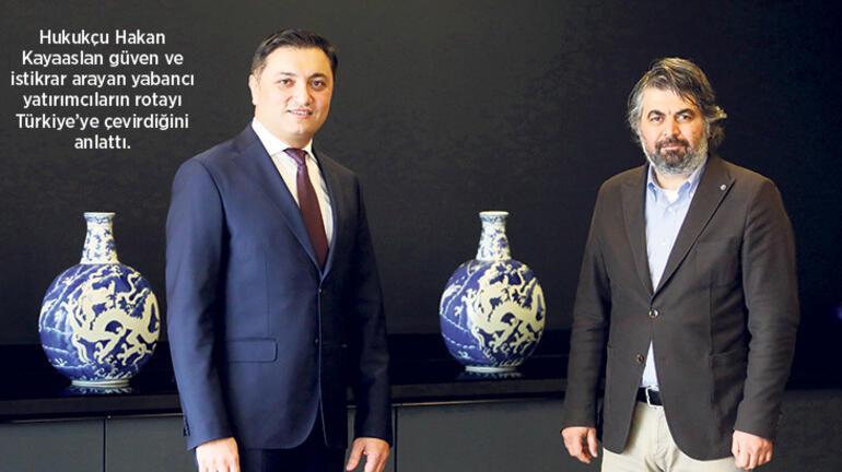 Yabancı yatırımın rotası Türkiye