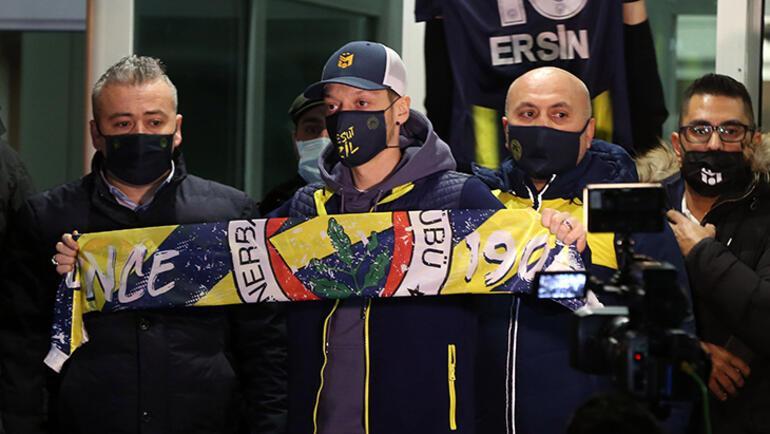 Son dakika - Fenerbahçede marka beklentisi Mesut Özil...