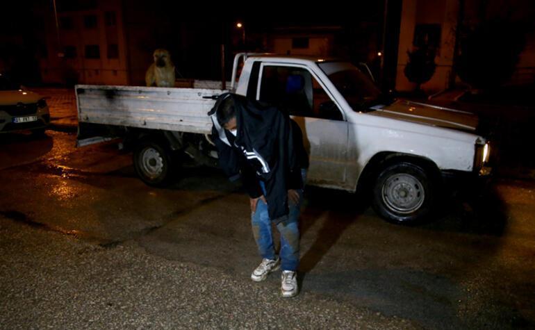 Adanada babası darp edilerek kaçırılan çocuk kurtarıldı