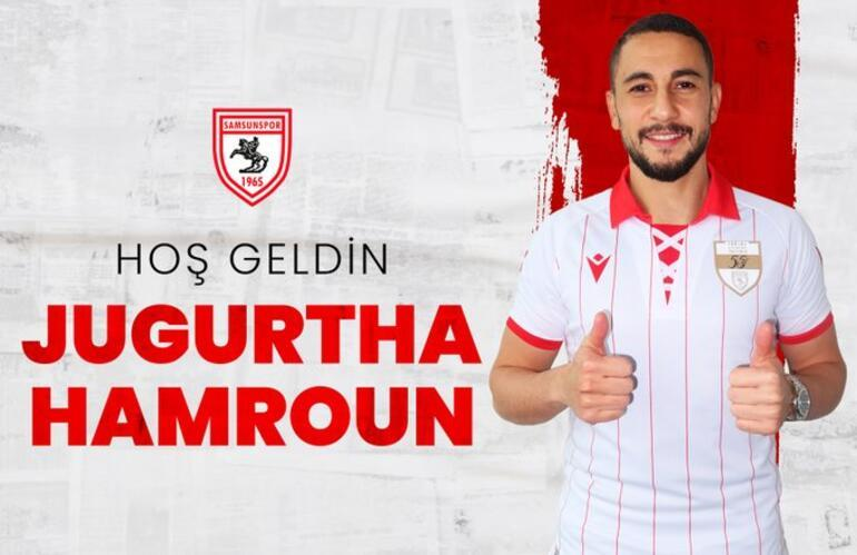 Yılport Samsunspor, Mathias Coureuri transfer etti