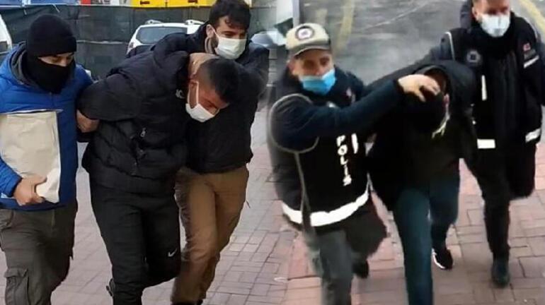 Gürcistana kaçan örgüt lideri Camgözün adamlarına operasyon