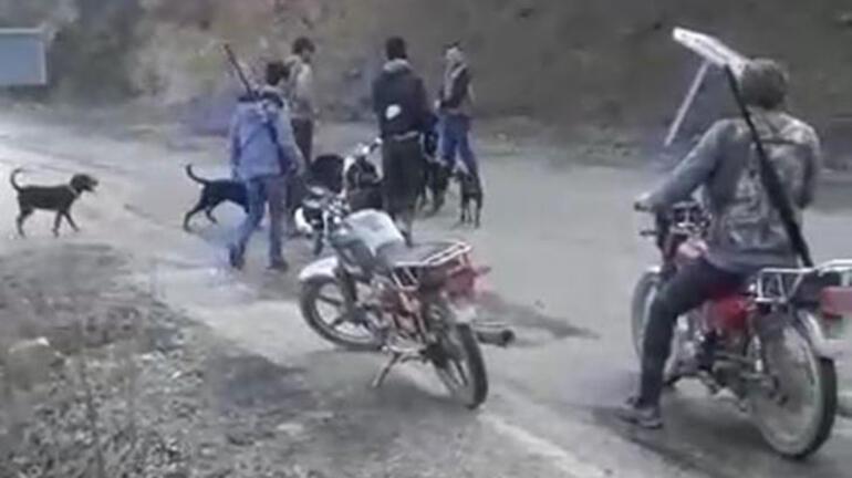 Zalimlik Ayaklarını bağlayıp, 10 köpeğe parçalattılar