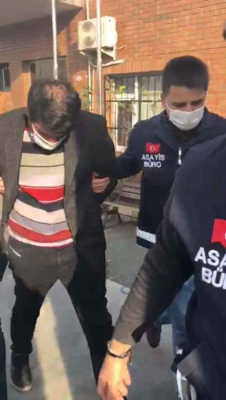 Otel odasında 3 çocuk annesini iple boğmuştu... Yakalandı