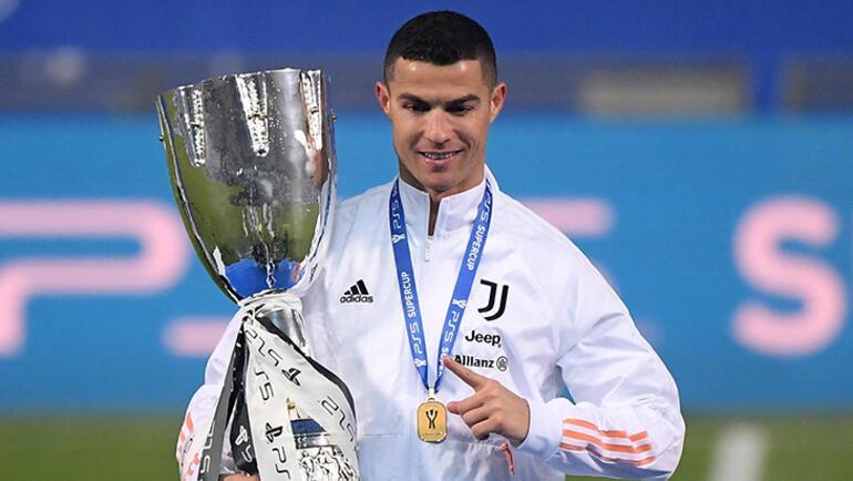 Son dakika - Cristiano Ronaldo tarih yazdı