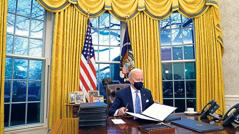 Amerika'da Biden etkisi