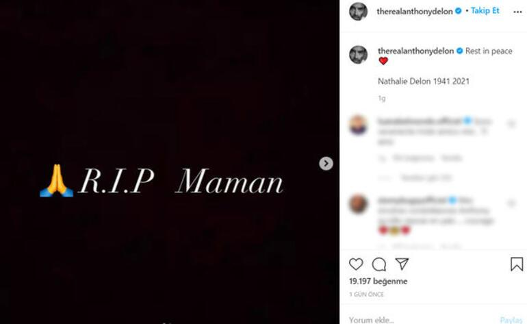 Nathalie Delon yaşamını yitirdi