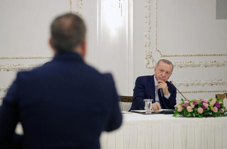Son dakika haberi: Cumhurbaşkanı Erdoğan: Yüksek faize kesinlikle karşıyım