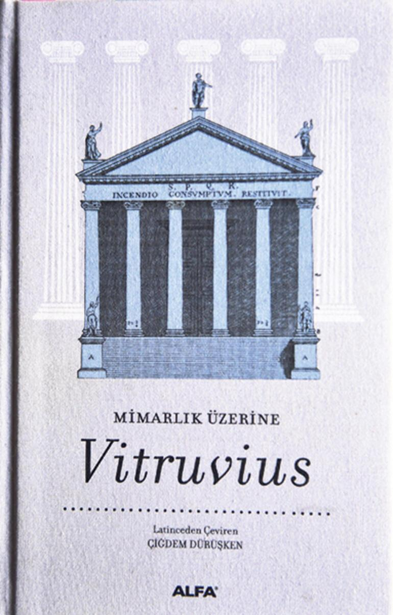 Vitruvius, Mimarlık Üzerine