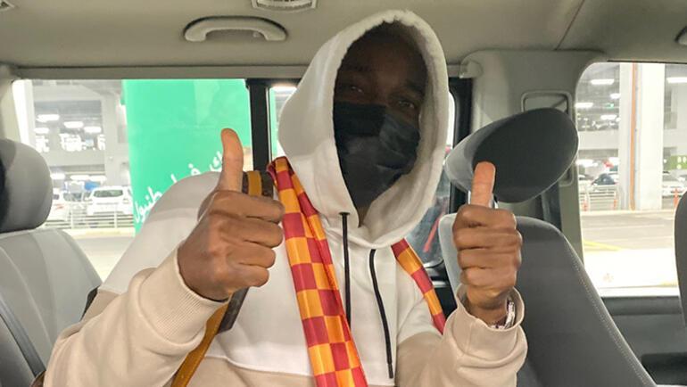 Son dakika haberi | Galatasarayın yeni transferi Henry Onyekuru İstanbulda