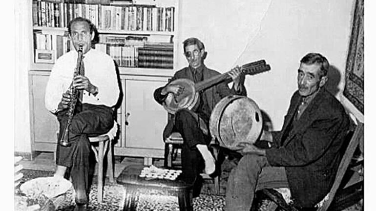 Baksı'dan Bayburt müziği arkeolojisi