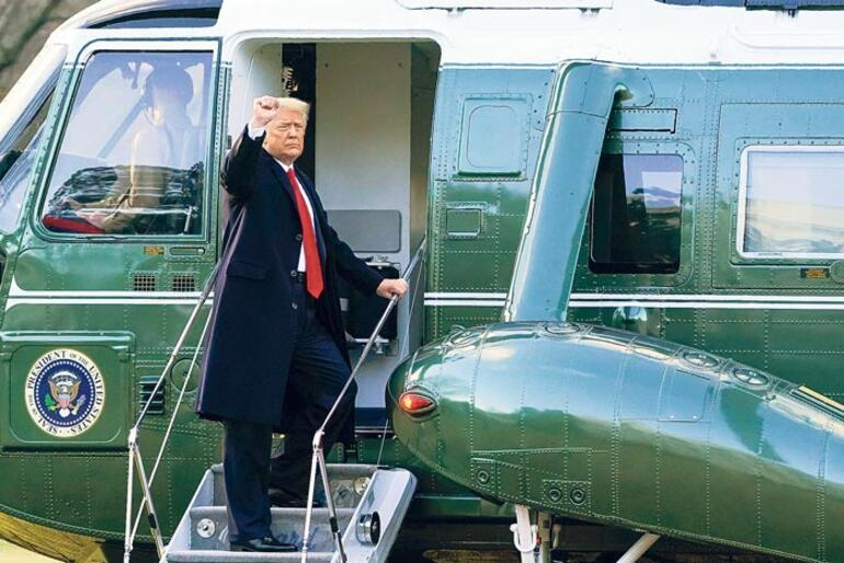 Donald Trump'ın yolu