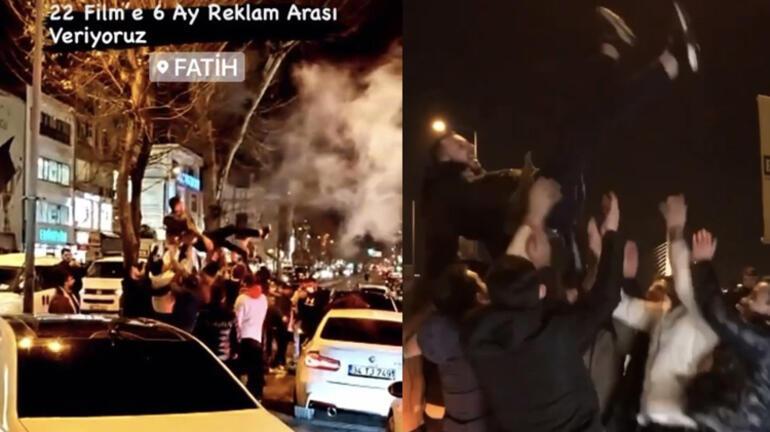İstanbul trafiğinde terör estirdiler Her yerde aranıyorlar