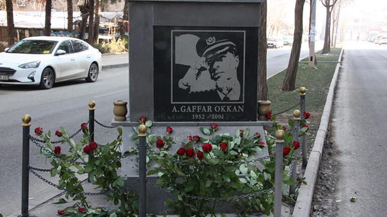 Şehit Ali Gaffar Okkan ve silah arkadaşları vurulduğu yerde anıldı