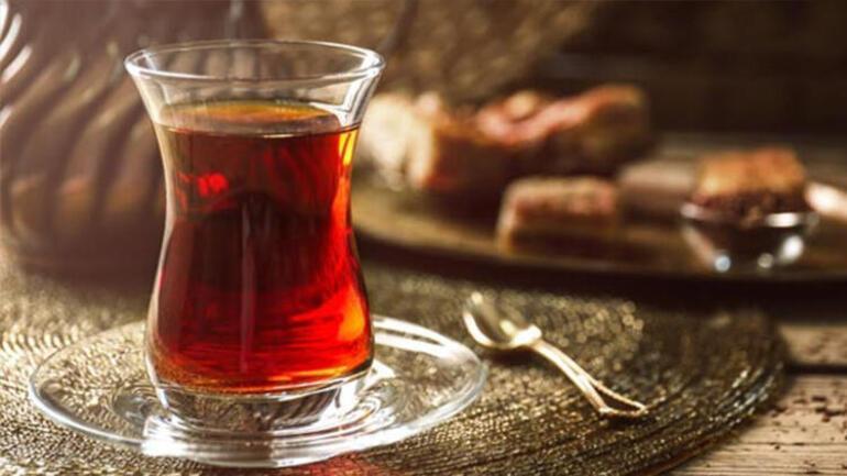 Türk çayı en çok Avrupada tüketiliyor