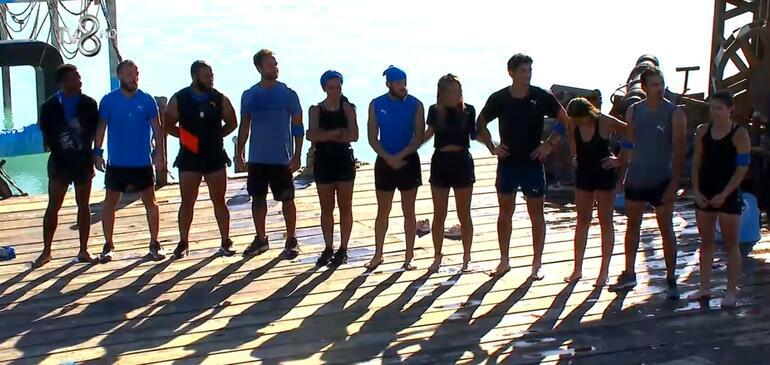Survivor dokunulmazlık oyununu kim kazandı 24 Ocak Survivor ikinci eleme adayı açıklandı