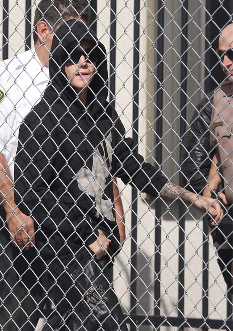 Justin Bieber tutuklandığı dönemde yaşadıklarını anlattı