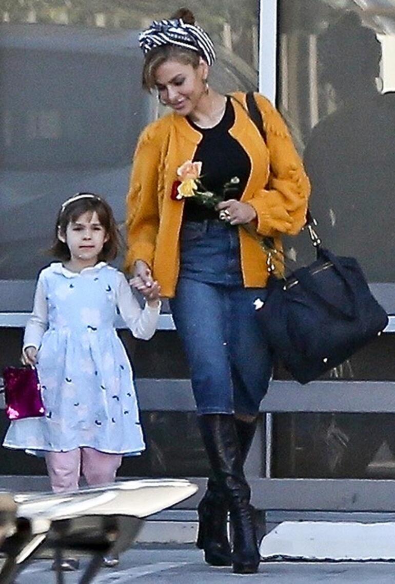 Eva Mendes: Kızımın tepkisi sonrası sosyal medyaya ara verdim