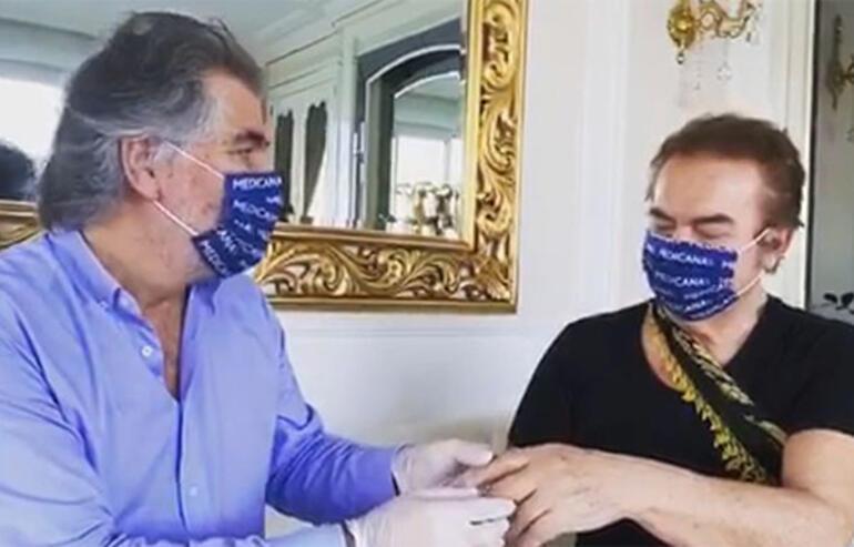Orhan Gencebay elini kullanabilecek mi Doktoru açıkladı