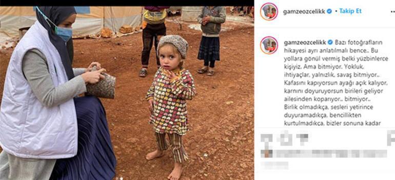 Gamze Özçelik: Bazı fotoğrafların hikayesi ayrı anlatılmalı