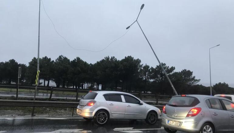 Son dakika... Meteoroloji uyarmıştı İstanbulda kar yağışı başladı