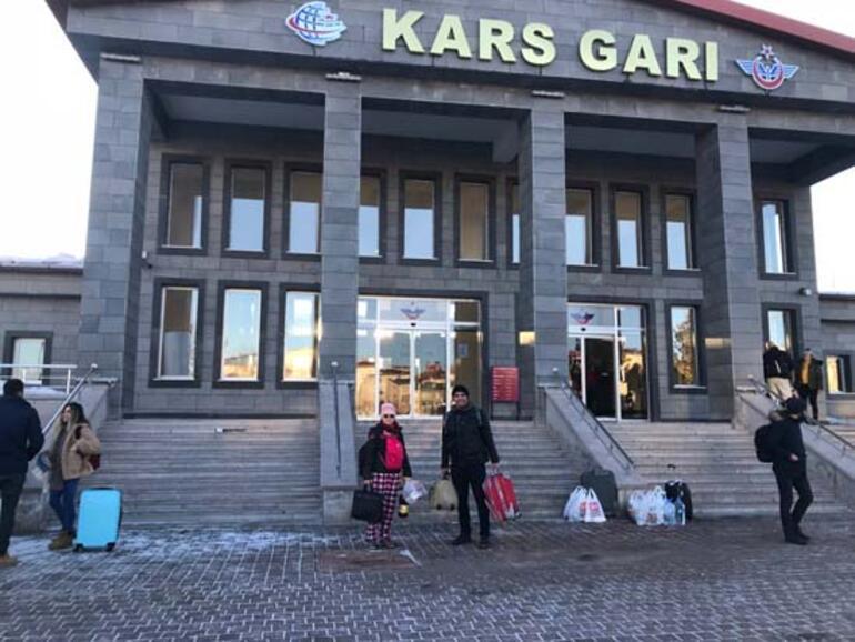 Türklerin ilk adımı Gazi ve Kahraman şehrimiz Kars