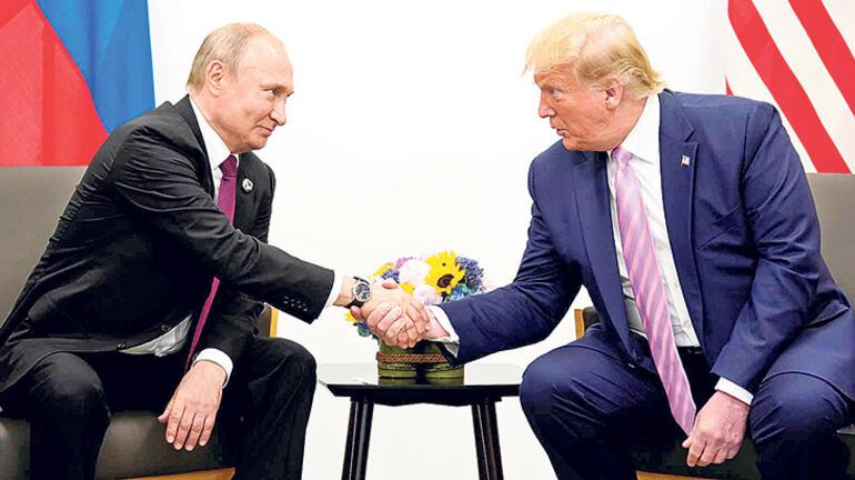 'Trump'ı KGB yetiştirdi' iddiası